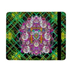 The Most Beautiful Planet Is Earth On The Sky Samsung Galaxy Tab Pro 8 4  Flip Case by pepitasart