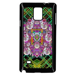 The Most Beautiful Planet Is Earth On The Sky Samsung Galaxy Note 4 Case (black) by pepitasart
