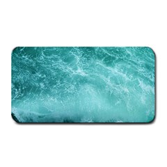 Green Ocean Splash Medium Bar Mats by snowwhitegirl