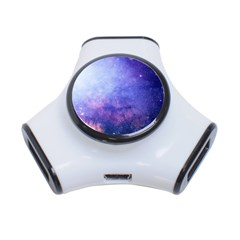 Galaxy 3 Port Usb Hub by snowwhitegirl
