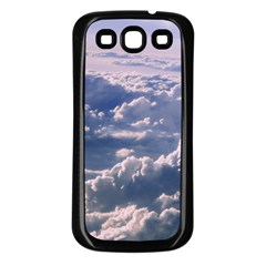In The Clouds Samsung Galaxy S3 Back Case (black)