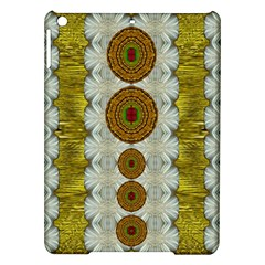 Spring In Mind And Flowers In Soul Be Happy Ipad Air Hardshell Cases by pepitasart