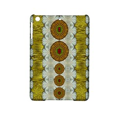 Spring In Mind And Flowers In Soul Be Happy Ipad Mini 2 Hardshell Cases by pepitasart