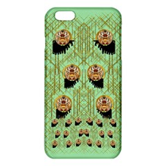 Lady Panda With Hat And Bat In The Sunshine Iphone 6 Plus/6s Plus Tpu Case by pepitasart