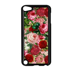 Rose Bushes Apple Ipod Touch 5 Case (black) by snowwhitegirl