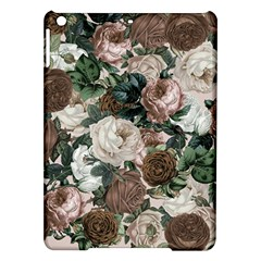 Rose Bushes Brown Ipad Air Hardshell Cases by snowwhitegirl