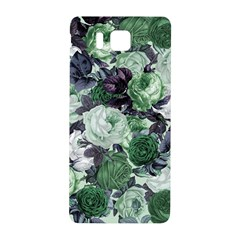 Rose Bushes Green Samsung Galaxy Alpha Hardshell Back Case