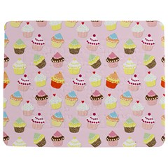 Baby Pink Valentines Cup Cakes Jigsaw Puzzle Photo Stand (rectangular) by PodArtist