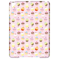 Baby Pink Valentines Cup Cakes Apple Ipad Pro 9 7   Hardshell Case by PodArtist