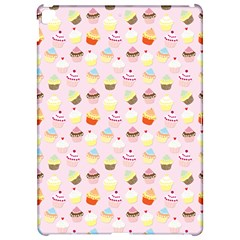Baby Pink Valentines Cup Cakes Apple Ipad Pro 12 9   Hardshell Case by PodArtist