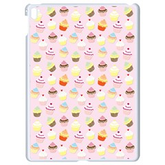 Baby Pink Valentines Cup Cakes Apple Ipad Pro 9 7   White Seamless Case by PodArtist