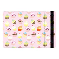Baby Pink Valentines Cup Cakes Apple Ipad Pro 10 5   Flip Case by PodArtist