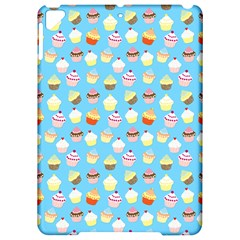 Pale Pastel Blue Cup Cakes Apple Ipad Pro 9 7   Hardshell Case by PodArtist