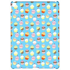 Pale Pastel Blue Cup Cakes Apple Ipad Pro 12 9   Hardshell Case by PodArtist