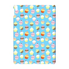 Pale Pastel Blue Cup Cakes Apple Ipad Pro 10 5   Hardshell Case by PodArtist