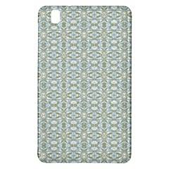 Vintage Ornate Pattern Samsung Galaxy Tab Pro 8 4 Hardshell Case by dflcprints