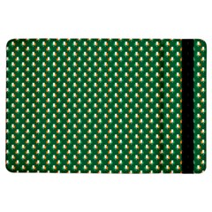 Irish Flag Green White Orange On Green St  Patrick s Day Ireland Ipad Air Flip by PodArtist