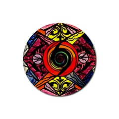 Psychic - Drink Coasters 4 Pack (round)