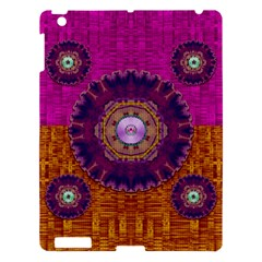 Viva Summer Time In Fauna Apple Ipad 3/4 Hardshell Case by pepitasart