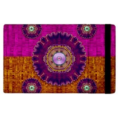 Viva Summer Time In Fauna Apple Ipad 3/4 Flip Case by pepitasart