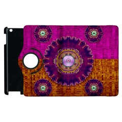 Viva Summer Time In Fauna Apple Ipad 3/4 Flip 360 Case by pepitasart