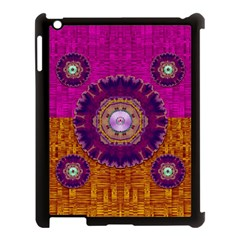 Viva Summer Time In Fauna Apple Ipad 3/4 Case (black) by pepitasart