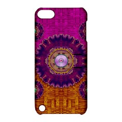 Viva Summer Time In Fauna Apple Ipod Touch 5 Hardshell Case With Stand by pepitasart