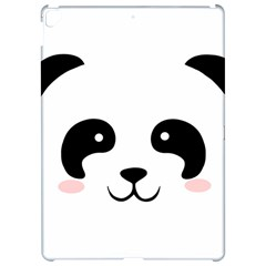 Panda  Apple Ipad Pro 12 9   Hardshell Case by Valentinaart