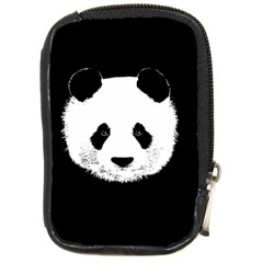Panda  Compact Camera Cases by Valentinaart
