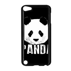 Panda  Apple Ipod Touch 5 Case (black)
