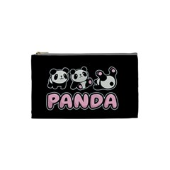 Panda  Cosmetic Bag (small)