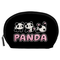 Panda  Accessory Pouches (large)
