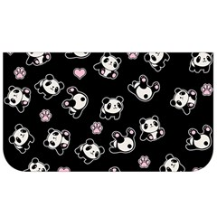 Panda Pattern Lunch Bag by Valentinaart