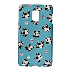 Panda Pattern Galaxy Note Edge by Valentinaart
