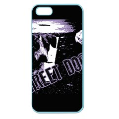 Street Dogs Apple Seamless Iphone 5 Case (color) by Valentinaart