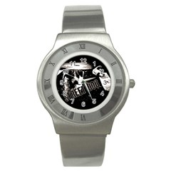 Street Dogs Stainless Steel Watch