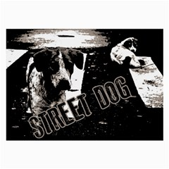 Street Dogs Large Glasses Cloth (2 Side)