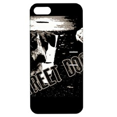 Street Dogs Apple Iphone 5 Hardshell Case With Stand by Valentinaart
