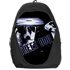 Street Dogs Backpack Bag by Valentinaart