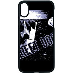 Street Dogs Apple Iphone X Seamless Case (black)