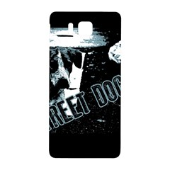 Street Dogs Samsung Galaxy Alpha Hardshell Back Case by Valentinaart