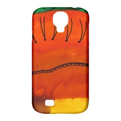 Guy With Weird Haircut Samsung Galaxy S4 Classic Hardshell Case (pc+silicone)