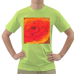 Flower Green T-shirt