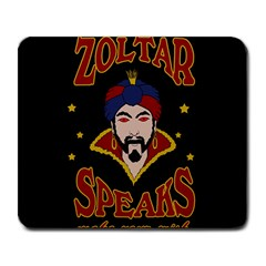 Zoltar Speaks Large Mousepads by Valentinaart