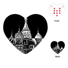 Moscow Playing Cards (heart)