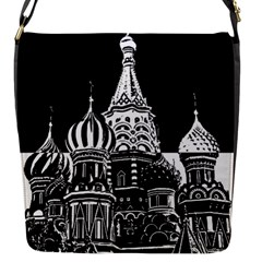 Moscow Flap Messenger Bag (s)