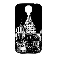Moscow Samsung Galaxy S4 Classic Hardshell Case (pc+silicone) by Valentinaart