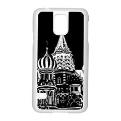 Moscow Samsung Galaxy S5 Case (white)
