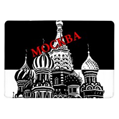 Moscow Samsung Galaxy Tab 10 1  P7500 Flip Case by Valentinaart