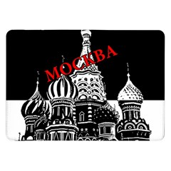 Moscow Samsung Galaxy Tab 8 9  P7300 Flip Case by Valentinaart